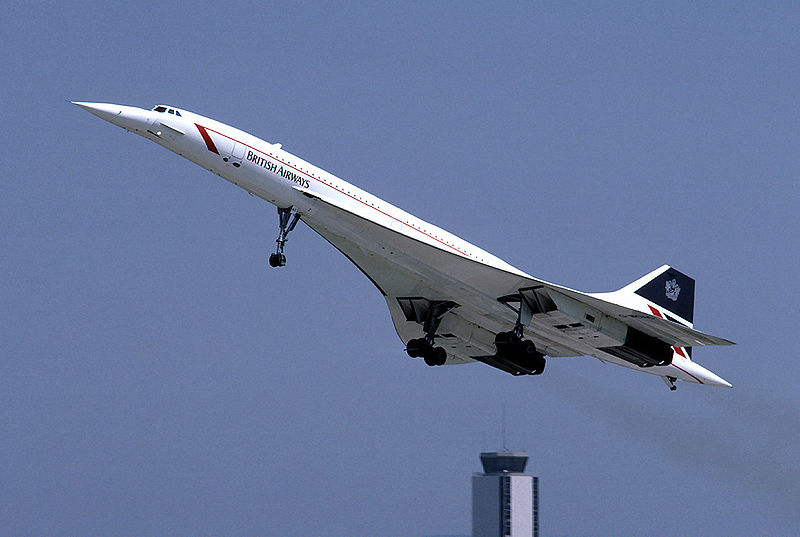 What can we learn from Concorde?