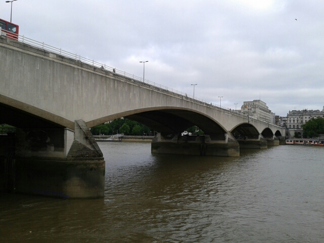 Why Waterloo Bridge is interesting
