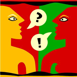 Ask questions, or shut up and listen!