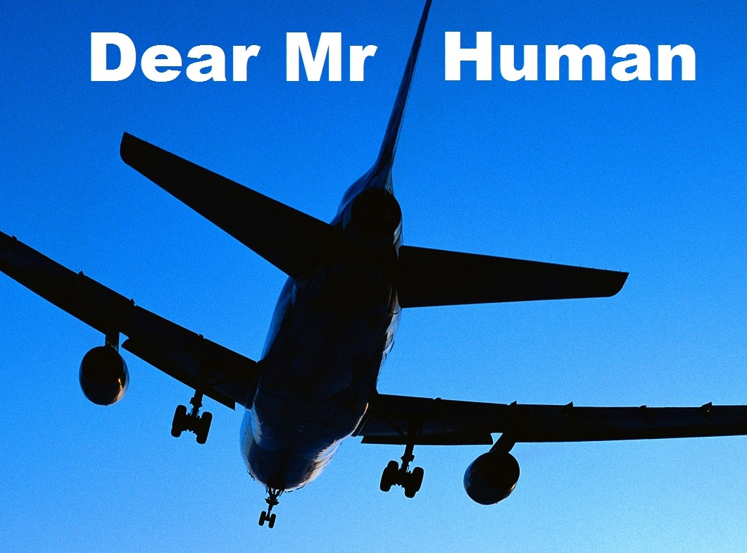 What we can learn from the 'Dear Mr Human' gaffe