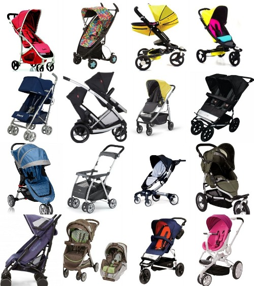 Guest blog: Prams, strollers, buggies… and charity boards!