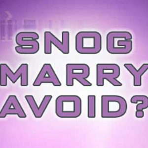"""Fundraisers: think 'Snog, Marry, or Avoid?"""""""