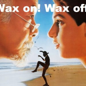 """Wax on! Wax off!"" – lessons in authentic charity communication"