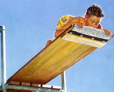 What can fundraisers learn from diving judges?