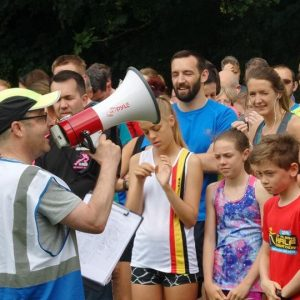 Running, volunteering and my sense of place