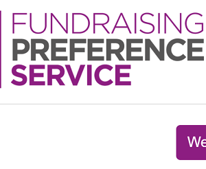 The Fundraising Preference Service is now live!