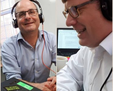 Podcast! What do charities, companies, public sector bodies & management consultants have in common?
