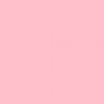 This blog is brought to you by the colour pink