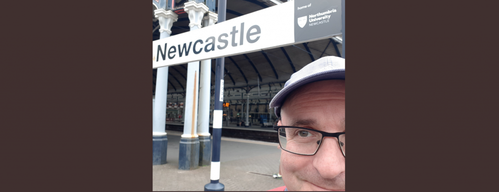 """""""If I can do it, so can you!"""" – day 1 at the Institute of Fundraising North East Conference"""