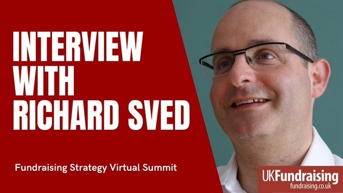 Interviewed by Howard Lake about the 2021 Fundraising Strategy Virtual Summit