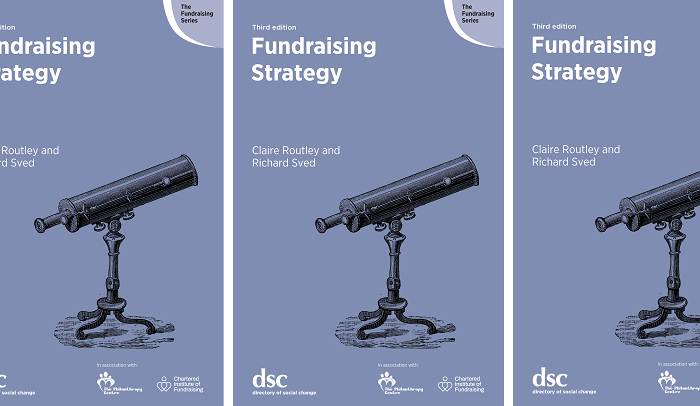 Fundraising Strategy – the book